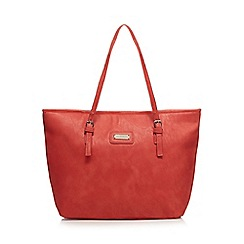 Kangol - Coral large shopper bag