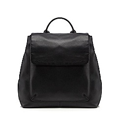 Clarks - Black totterdown bay backpack