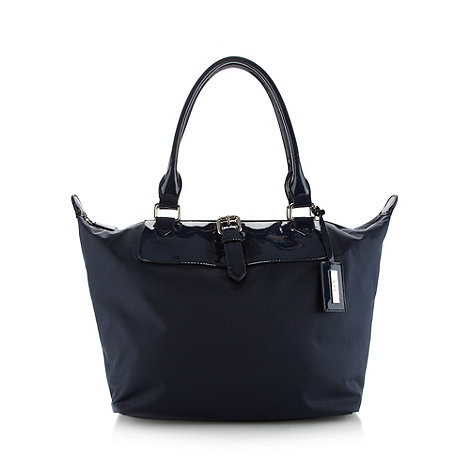 Principles by Ben de Lisi - Designer navy large tote bag