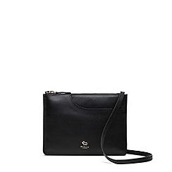 Radley - Pockets black medium zip-top cross body bag