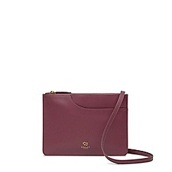 Radley - Pockets pink medium zip-top cross body bag