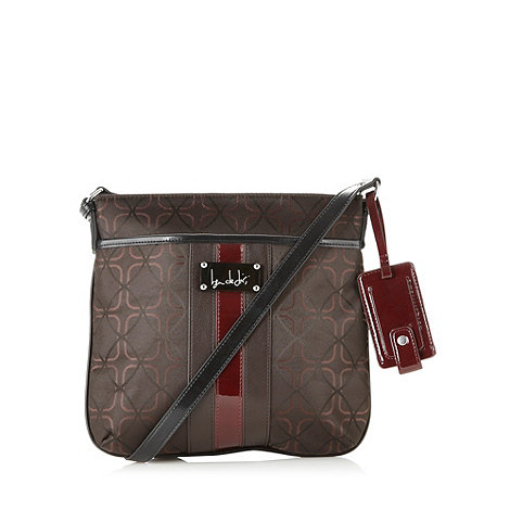 Principles by Ben de Lisi - Designer brown cross body bag