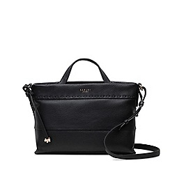 Radley - Hampstead heath black medium multi-compartment multiway bag
