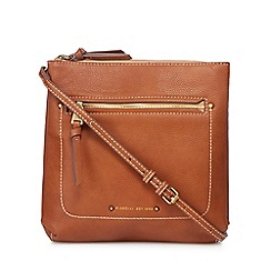 Fiorelli - Tan 'Ellen' cross body bag