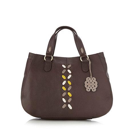 Bailey & Quinn - Dark brown +Glastonbury+ grab bag