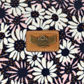 Mantaray - Navy daisy print weekender bag Alternative 4