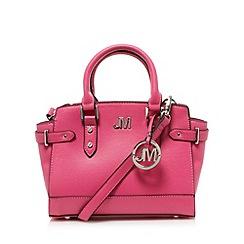Star by Julien Macdonald - Designer pink textured small grab bag
