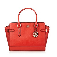 Star by Julien Macdonald - Designer bright red large winged tote bag