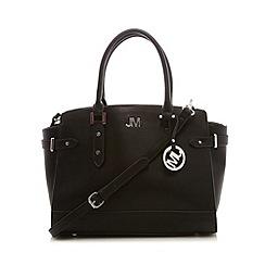 Star by Julien Macdonald - Designer black large winged tote bag