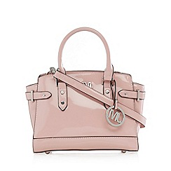 Star by Julien MacDonald - Designer pale pink mini winged grab bag