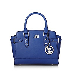 Star by Julien Macdonald - Designer bright blue winged mini grab bag