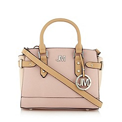 Star by Julien Macdonald - Designer light pink winged mini grab bag