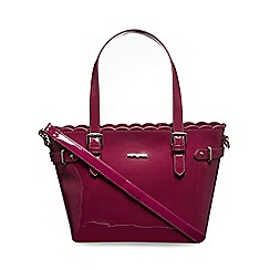 The Collection - Pink patent small grab bag