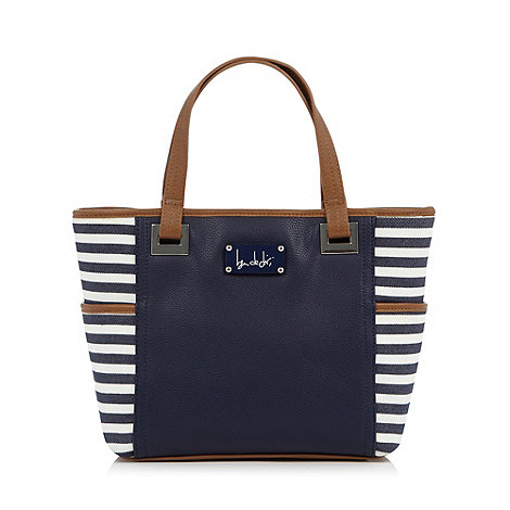 Principles by Ben de Lisi - Designer navy striped grab bag