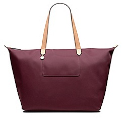 Radley - Large pink 'Pocket Essentials' weekender tote bag