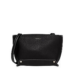 Fiorelli - Black Hampton small crossbody bag