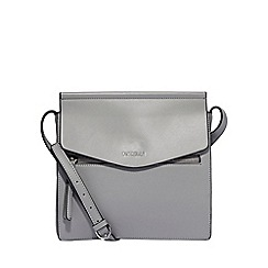 Fiorelli - Light grey mia large crossbody bag