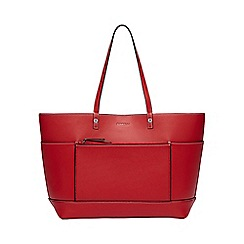 Fiorelli - Red bucket  tote bag
