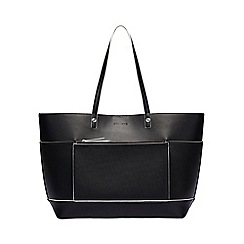 Fiorelli - Black bucket  tote bag