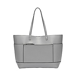 Fiorelli - Light grey bucket  tote bag