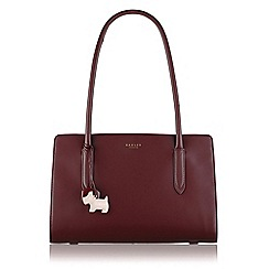 Radley - Medium leather 'liverpool street' tote bag