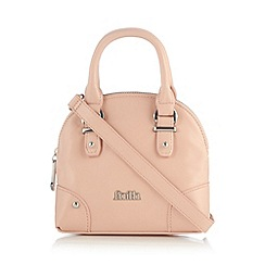 Faith - Pale pink mini dome bag