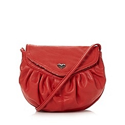Red Herring - Red mini pouch across body bag