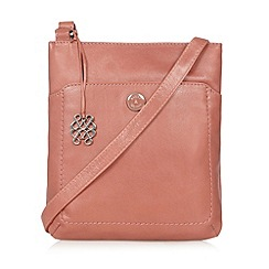 Bailey & Quinn - Rose 'Cumbria' small leather cross body bag