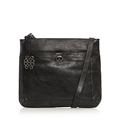 Bailey & Quinn - Black 'Cumbria' across body bag