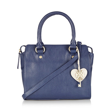 Bailey & Quinn - Blue mini 'Hardy' tote bag