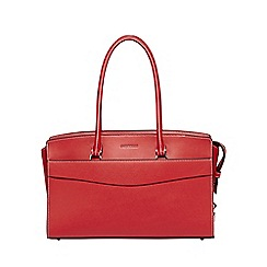Fiorelli - Red islington flapover tote bag