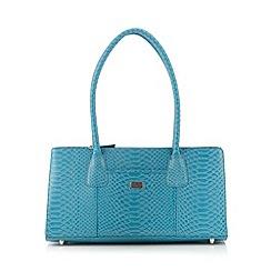 O.S.P OSPREY - Blue 'Helsinki' shoulder bag