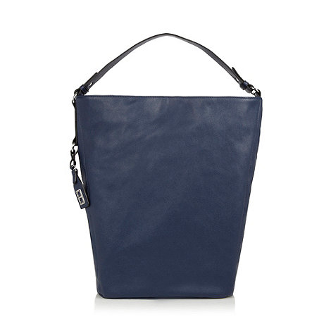 The Collection - Navy slouch hobo bag