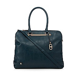 The Collection - Turquoise tote bag