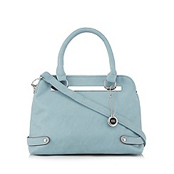 The Collection - Light blue small tote bag