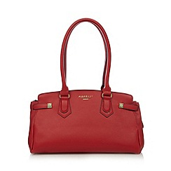 Fiorelli - Red curved top shoulder bag