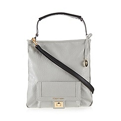 RJR.John Rocha - Designer grey elephant grab bag