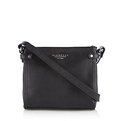 Fiorelli - Black zip pocket cross body bag