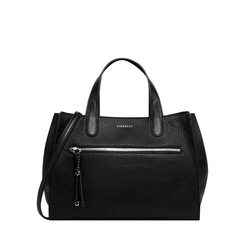 398ac306dec5 Fiorelli - Black  Elena  East West Tote Bag