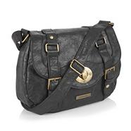 Black Small Satchel Handbag