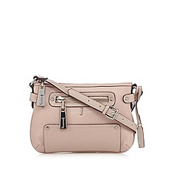 J by Jasper Conran - Designer light pink cross body bag