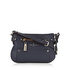 J by Jasper Conran - Navy cross body bag