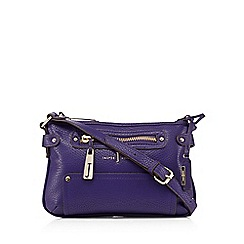 J by Jasper Conran - Purple cross body bag