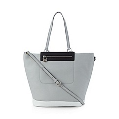 Betty Jackson.Black - Designer grey tote bag