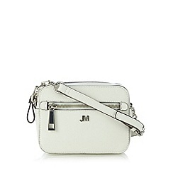 Star by Julien Macdonald - Designer white cross body bag