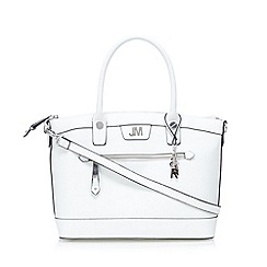 Star by Julien Macdonald - Designer white 'Star' charm large grab bag