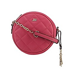 Star by Julien MacDonald - Designer pink circular cross body bag
