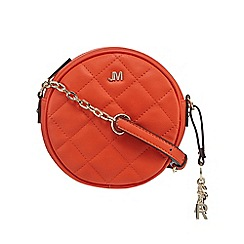 Star by Julien MacDonald - Designer orange circular cross body bag