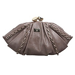 Fiorelli - Lilac small 'lana' framed clutch bag