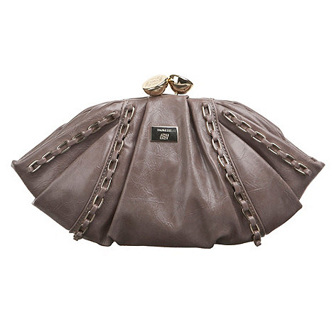 Fiorelli - Lilac small +lana+ framed clutch bag